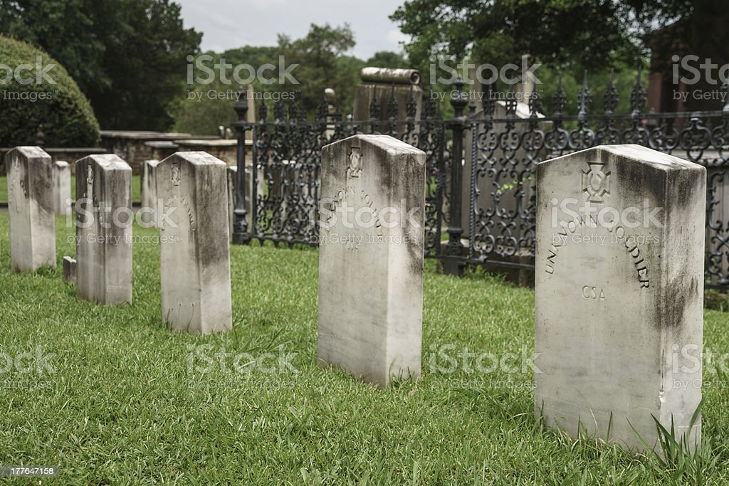 Unknown Soldier Tombstone royalty-free stock photo