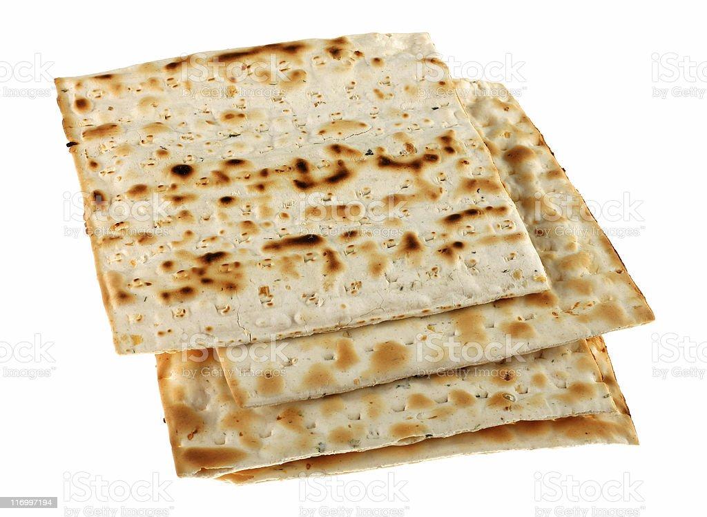 Unleavened bread royalty-free stock photo