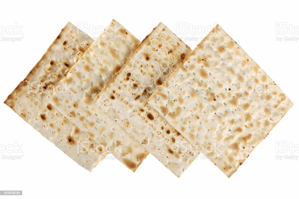 Unleavened bread royalty-free stock photo