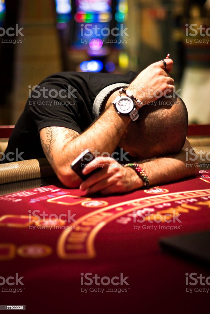Unlucky stock photo