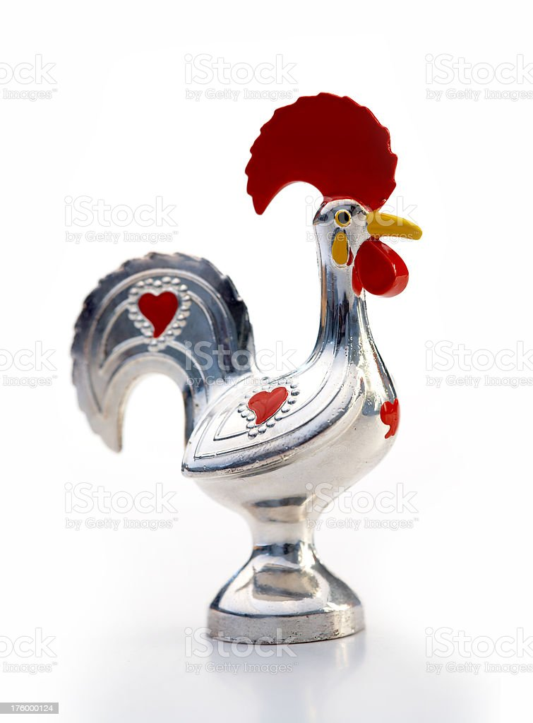 unofficial symbol of Portugal stock photo