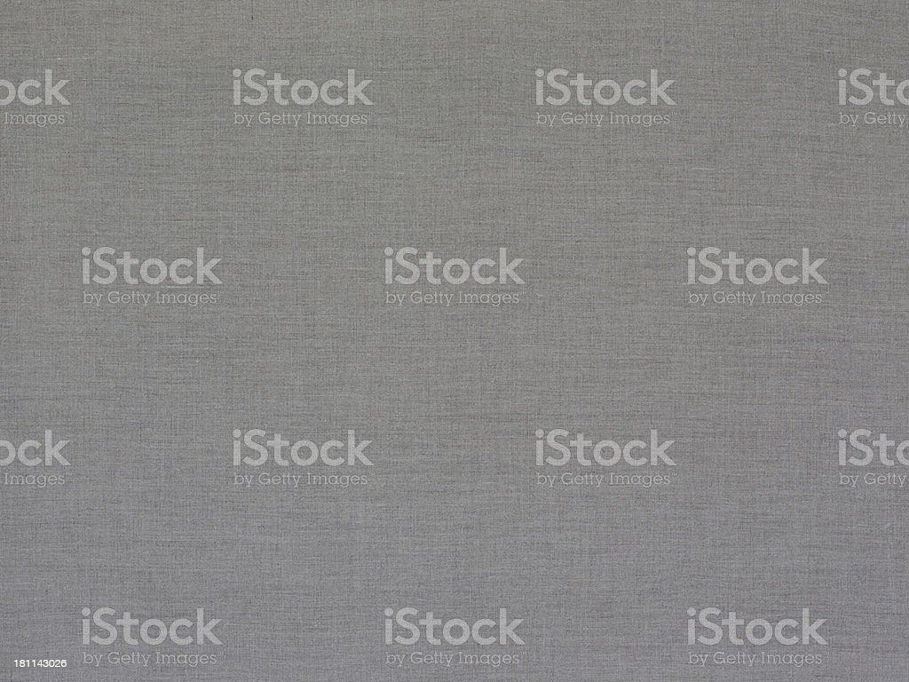 Unprimed linen canvas for painting macro stock photo