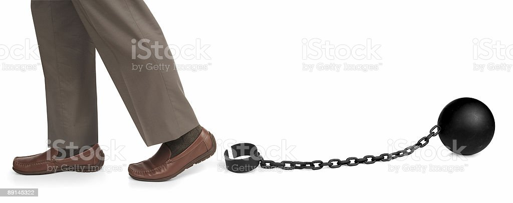 unshackled stock photo