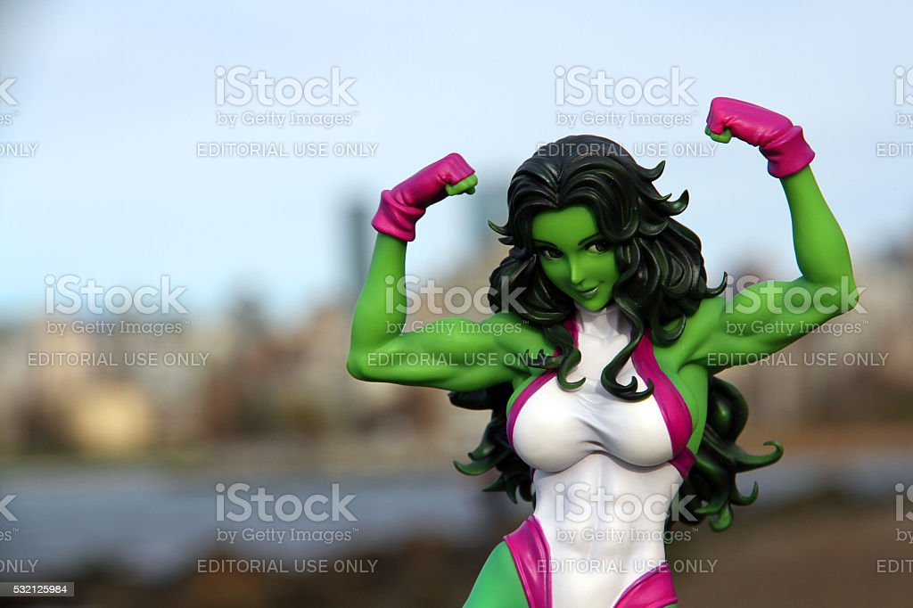 Unstoppable Power stock photo
