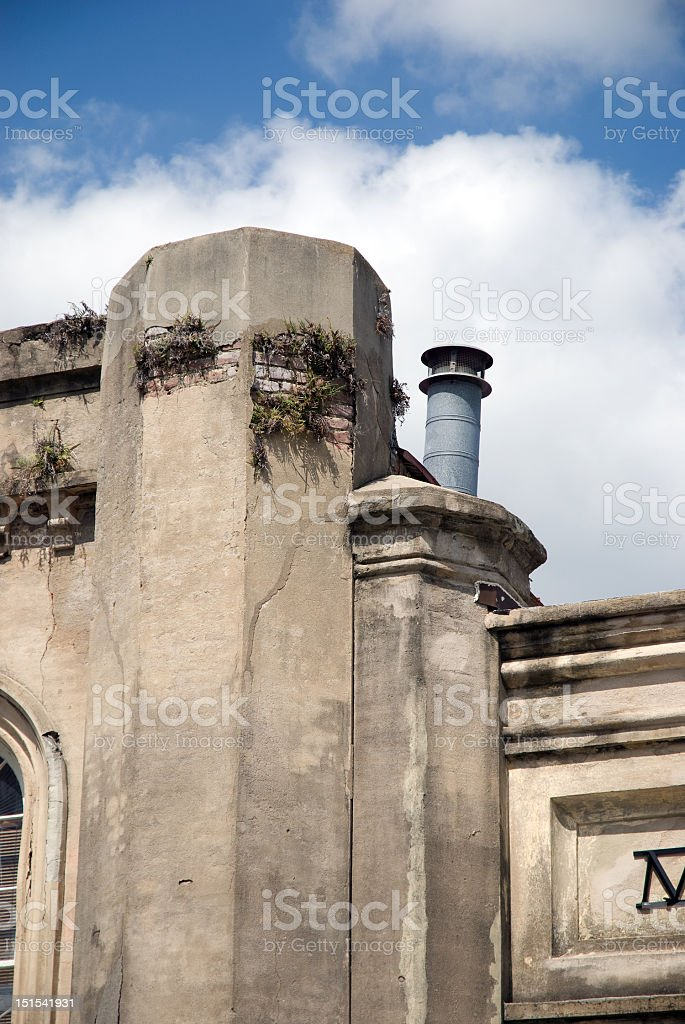 Unusual Architectural Design royalty-free stock photo