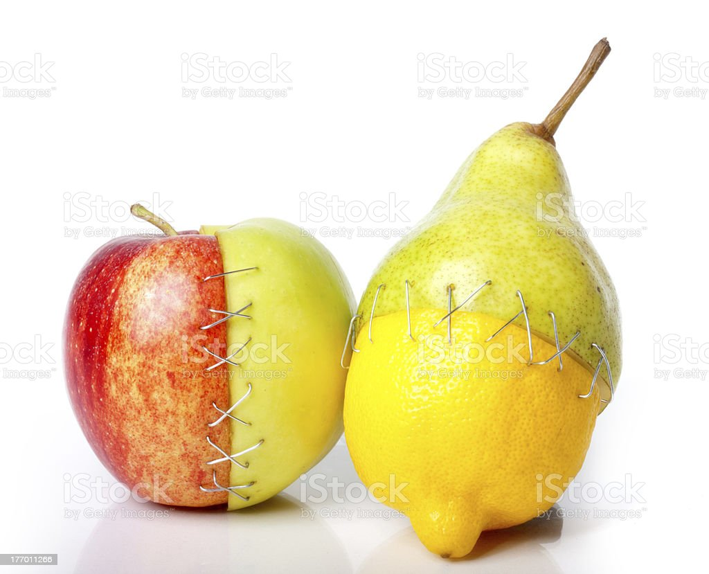 Unusual Fruits stock photo