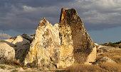 Unusual Mountains in Cappadocia