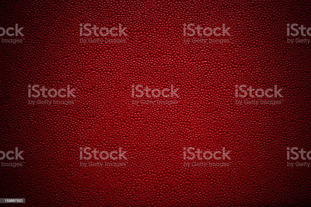 Unusual red leather background royalty-free stock photo