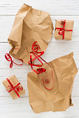 Unwrap of Christmas presents