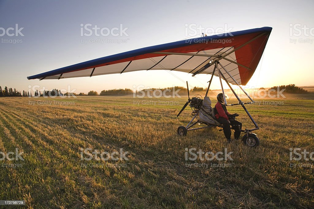 Up and away stock photo
