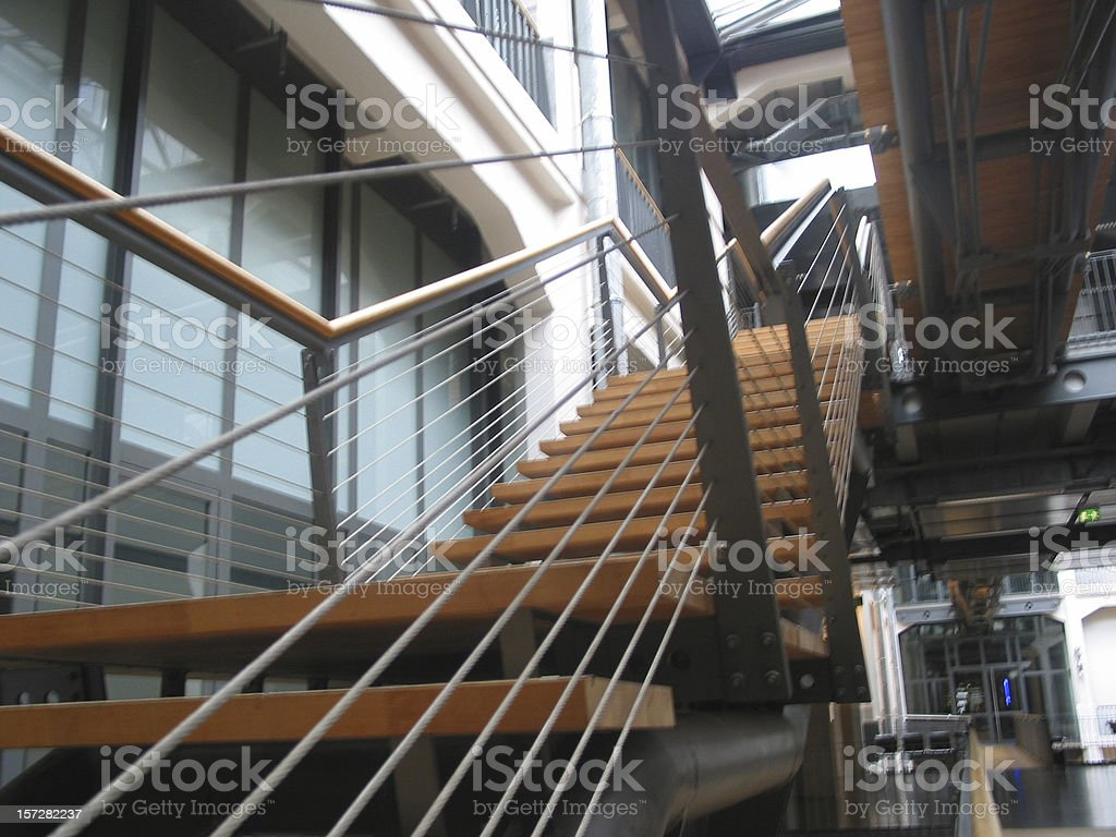 up stairs royalty-free stock photo