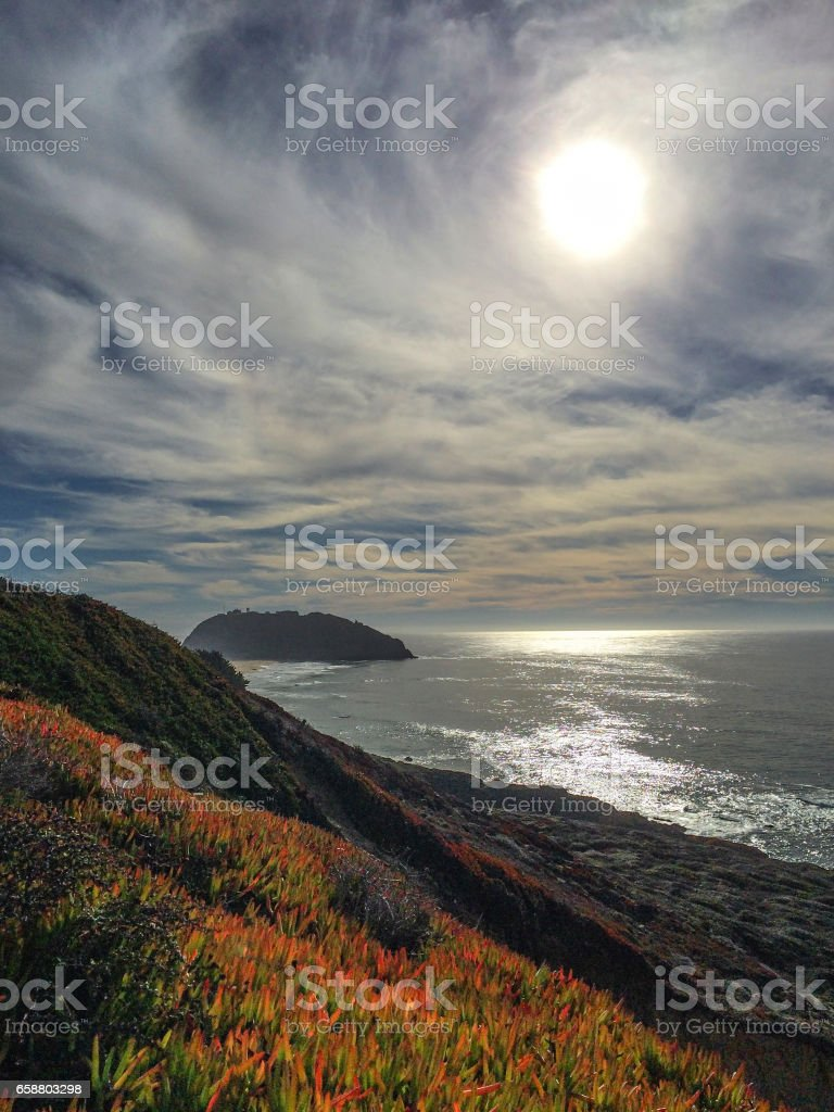 Point Sur stock photo