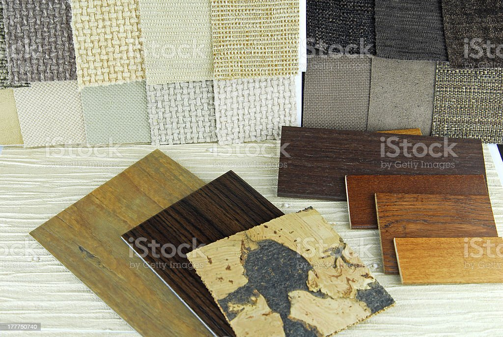 upholstery tapestry stock photo