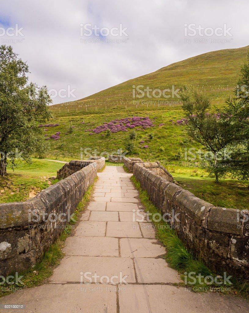 Upper Derwent Valley stock photo
