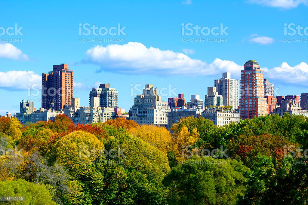 Upper East Side, Manhattan stock photo