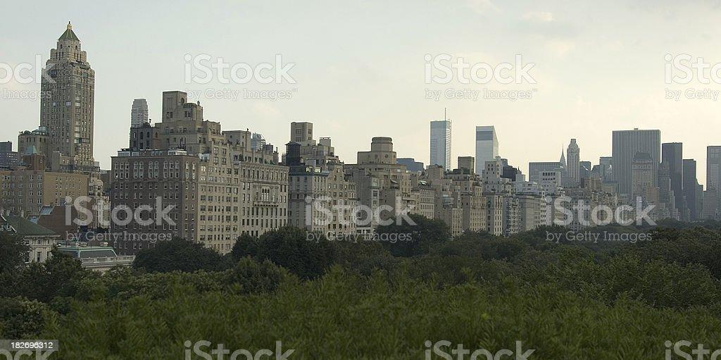 Upper Eastside in New York royalty-free stock photo