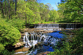 Upper & Lower Falls