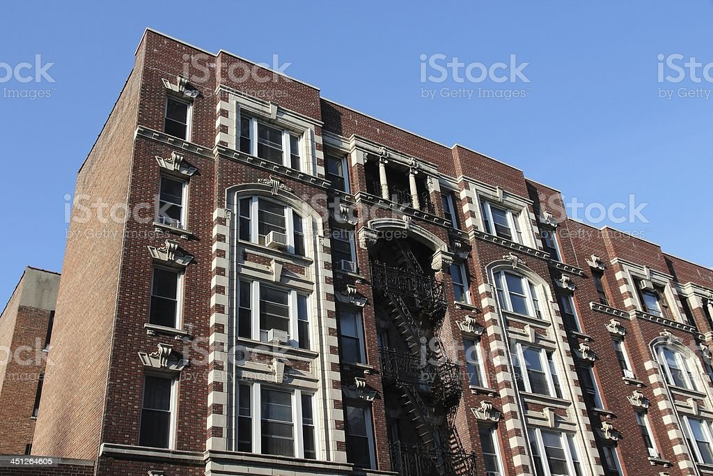 Upper West Side, NYC stock photo
