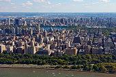 Upper Westside in New York City