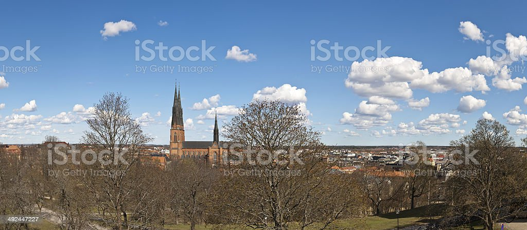 Uppsala stock photo
