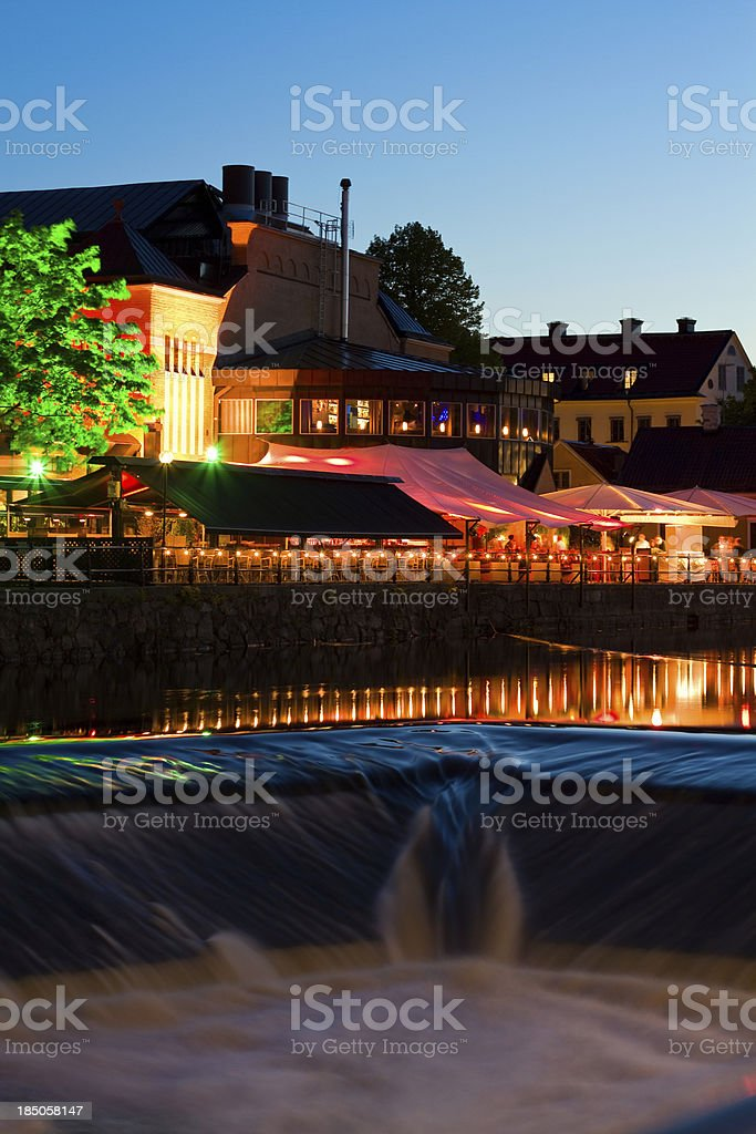 'Uppsala, Sweden' stock photo