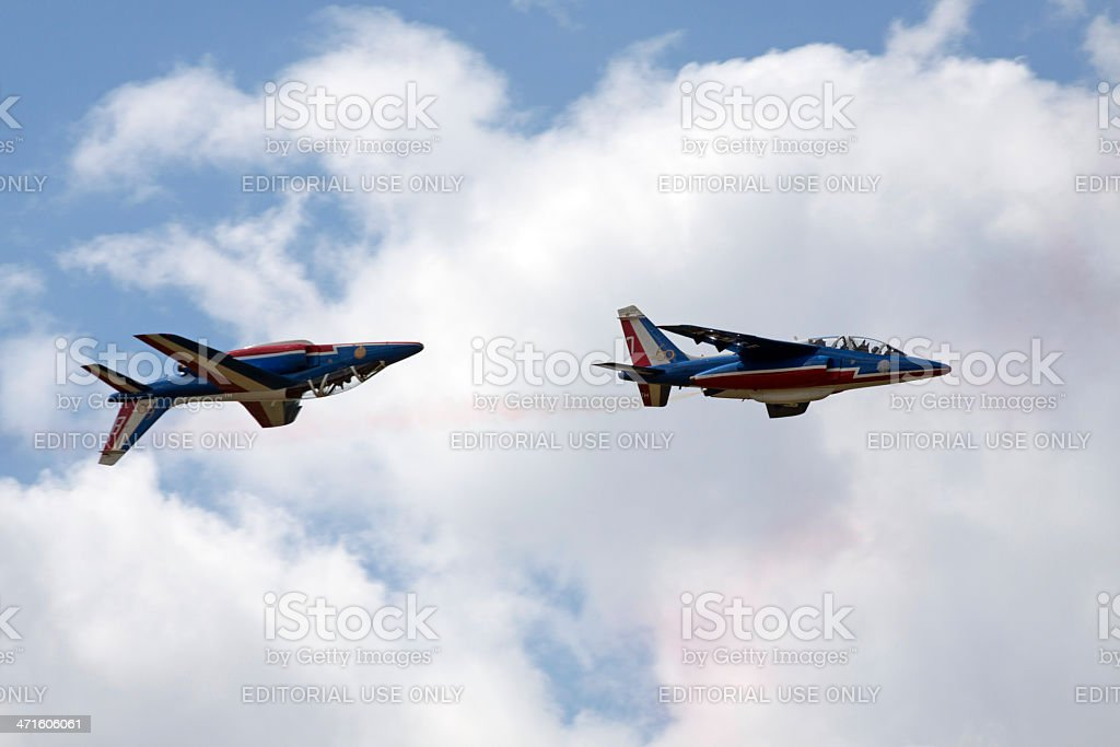 upside down flying royalty-free stock photo
