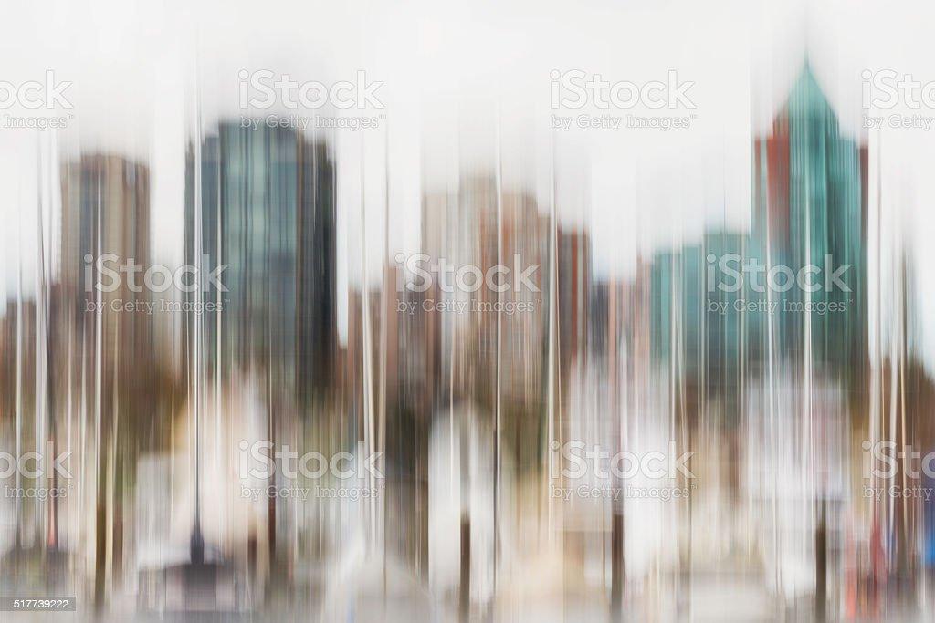 Urban Abstract stock photo