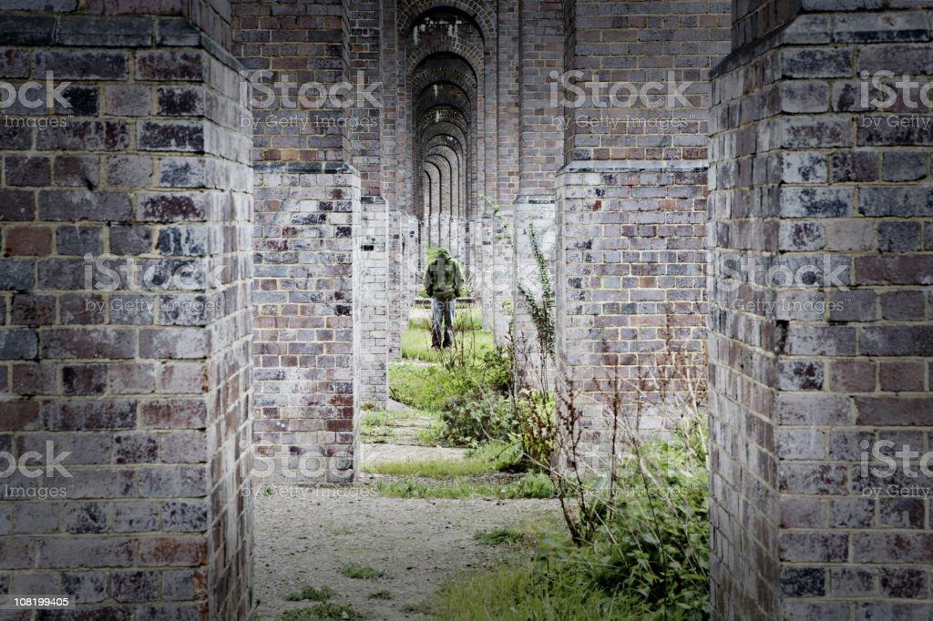 Urban Arches stock photo