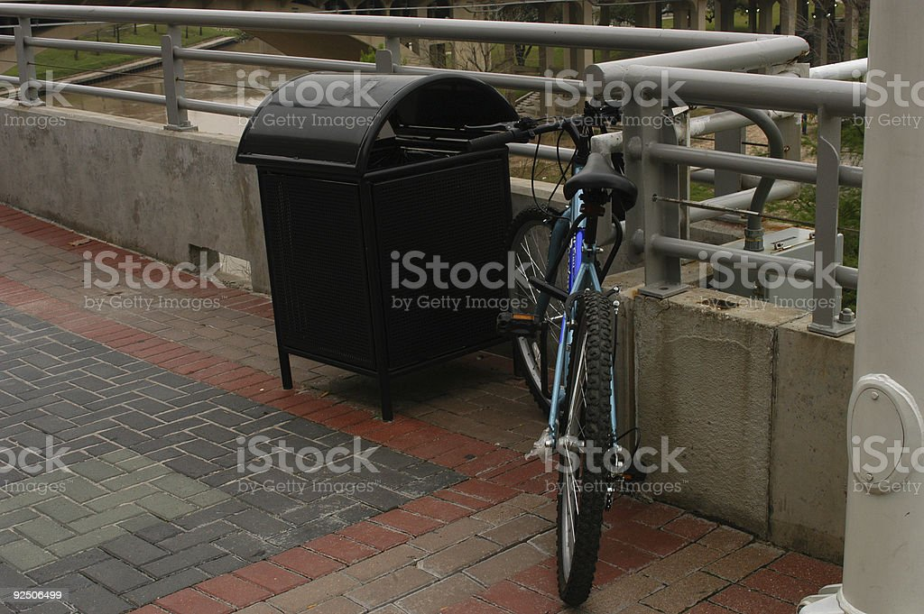 urban bike royalty-free stock photo