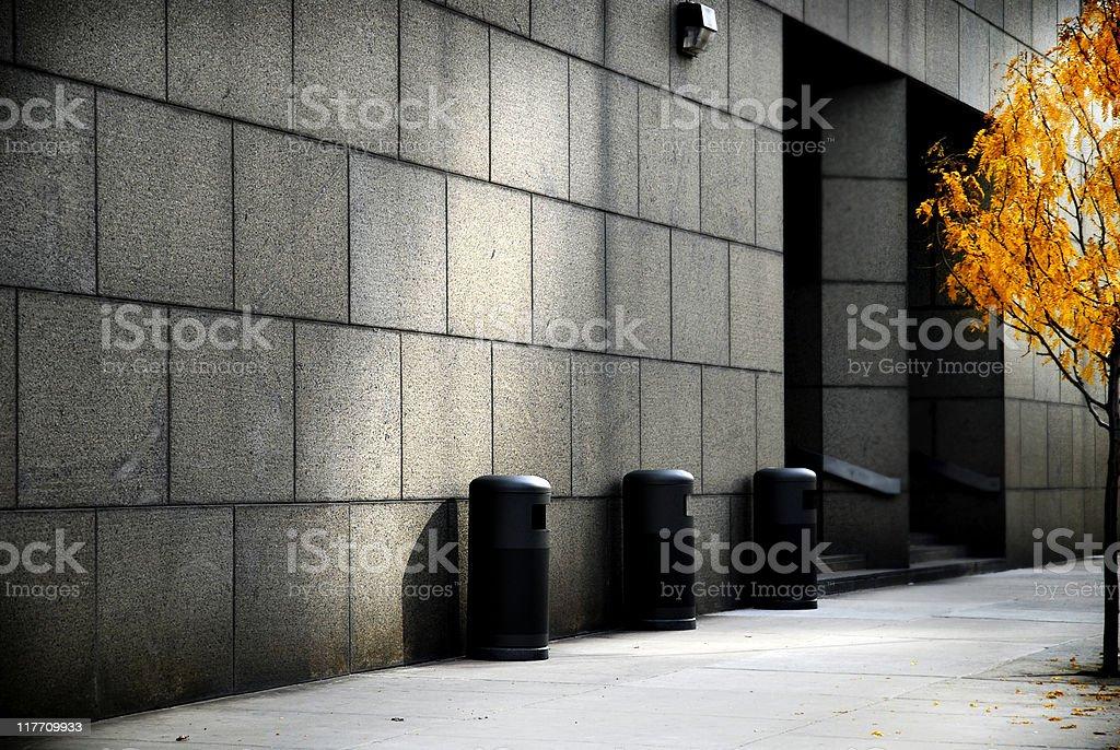 Urban Building royalty-free stock photo