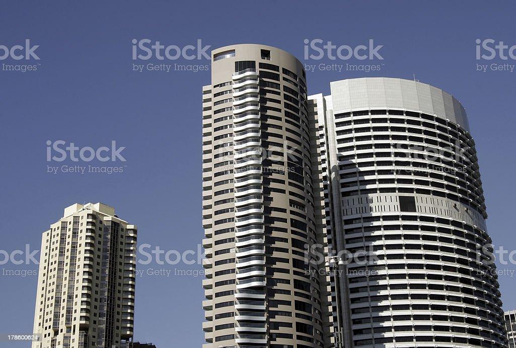 Urban City Building, Sydney royalty-free stock photo