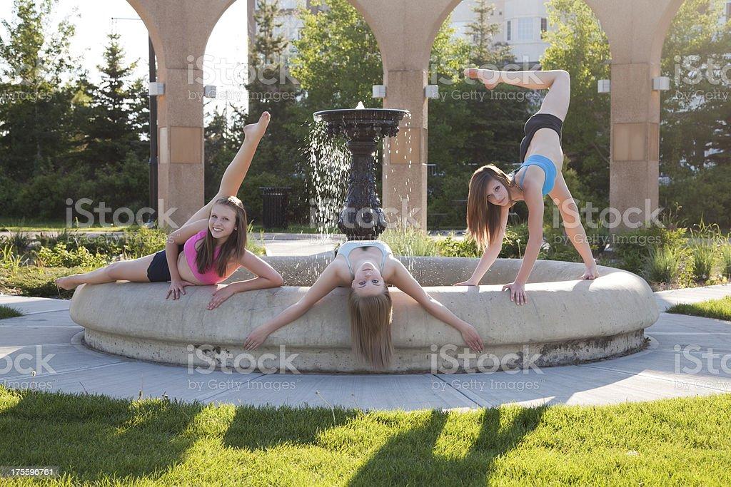 Urban Dance royalty-free stock photo