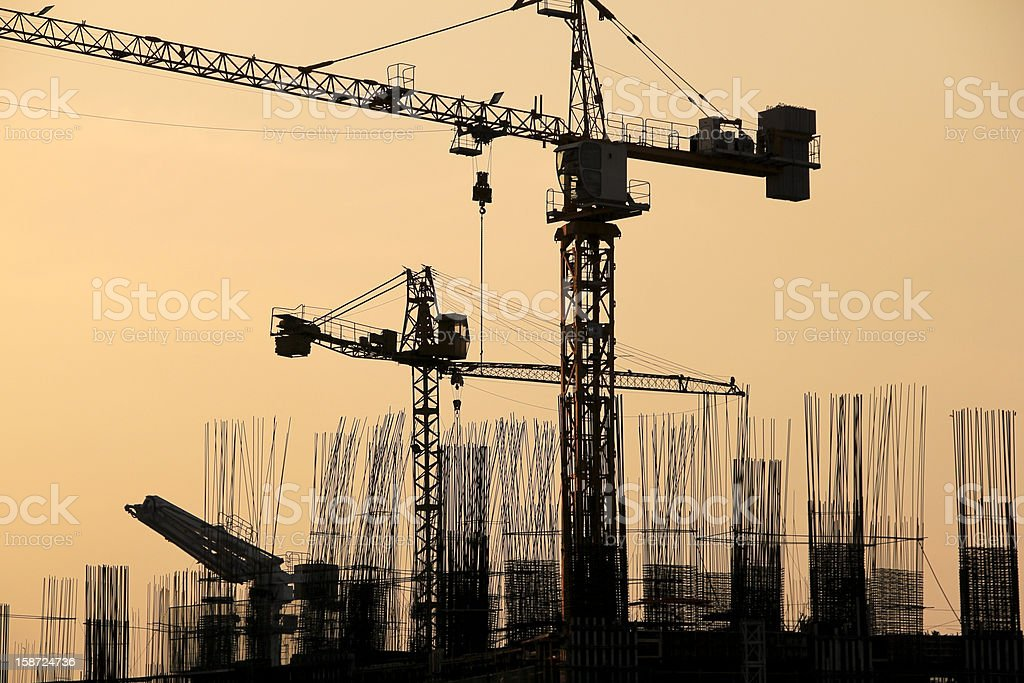 urban development makati city manila royalty-free stock photo
