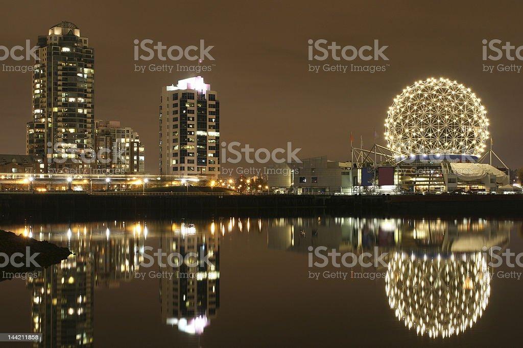 Urban Dreamscape royalty-free stock photo