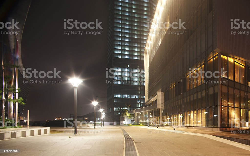 Urban Entreprise royalty-free stock photo