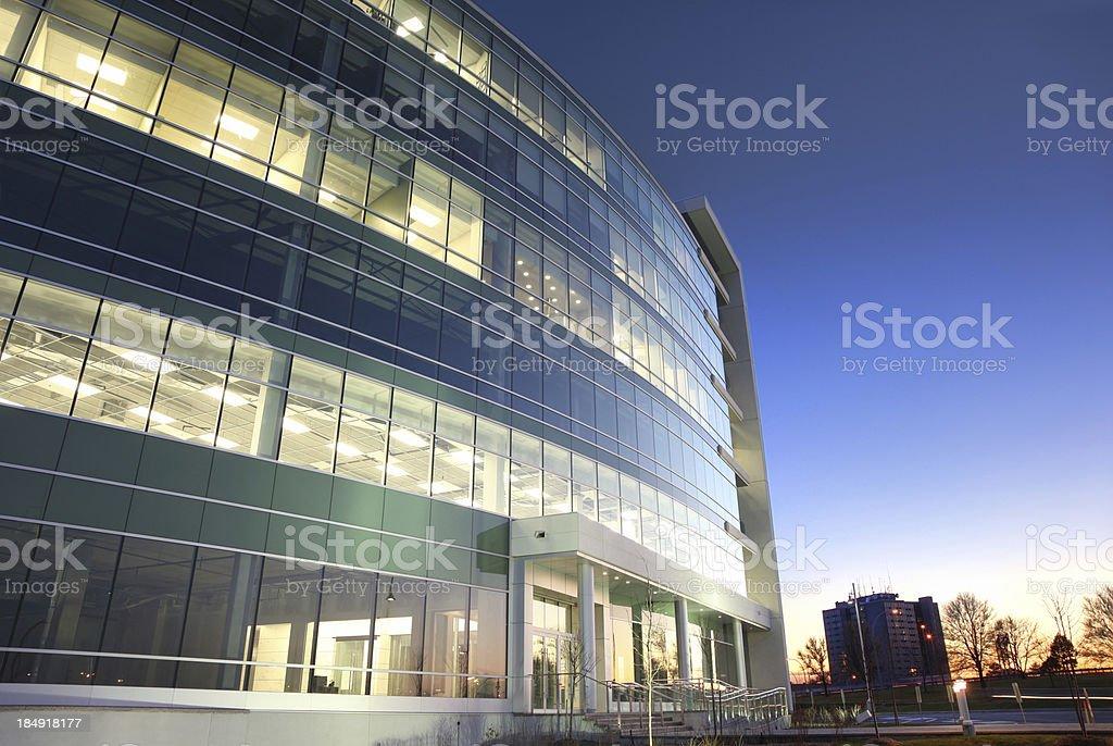 Urban Entreprise stock photo