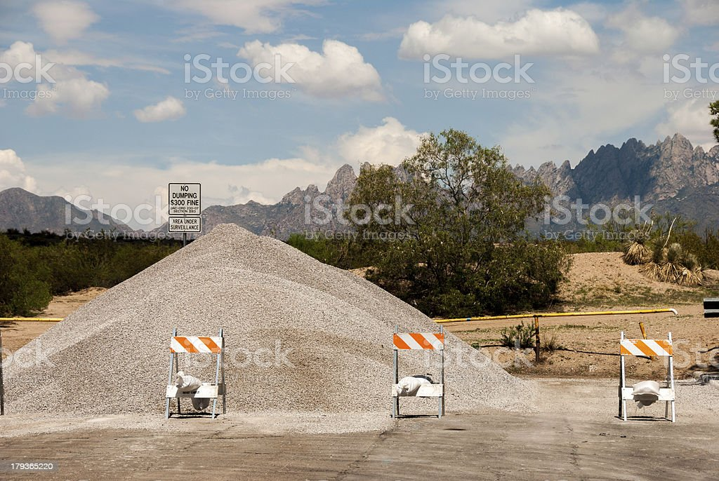 Urban Expansion stock photo