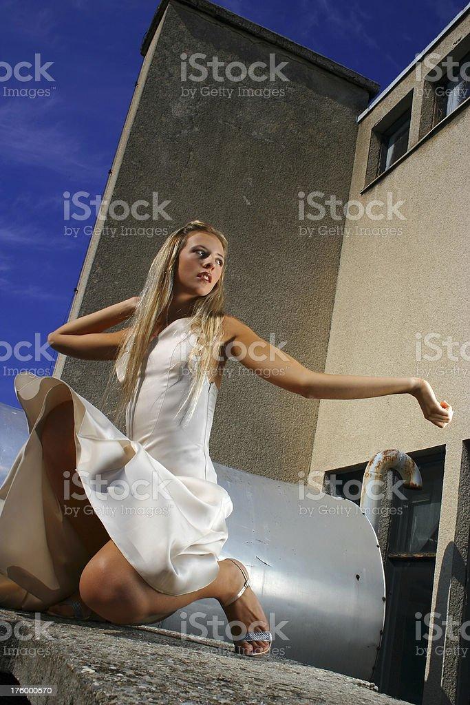 Urban fashion 21 royalty-free stock photo