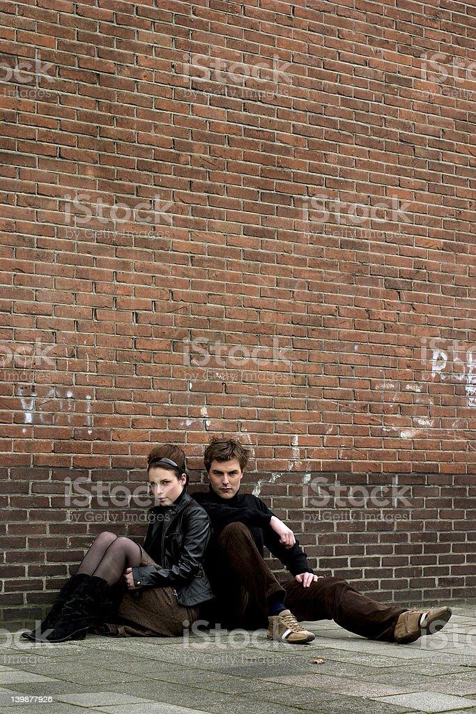 Urban Fashion royalty-free stock photo