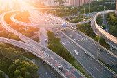 Urban highway traffic