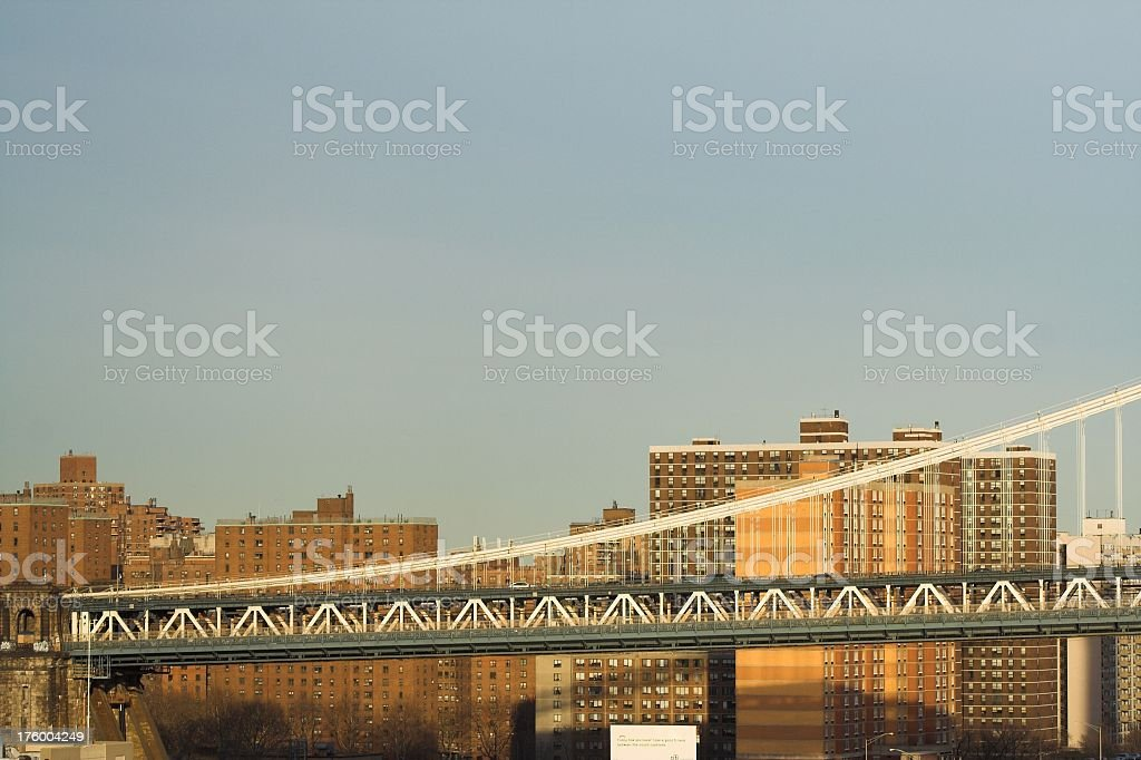 Urban Housing royalty-free stock photo