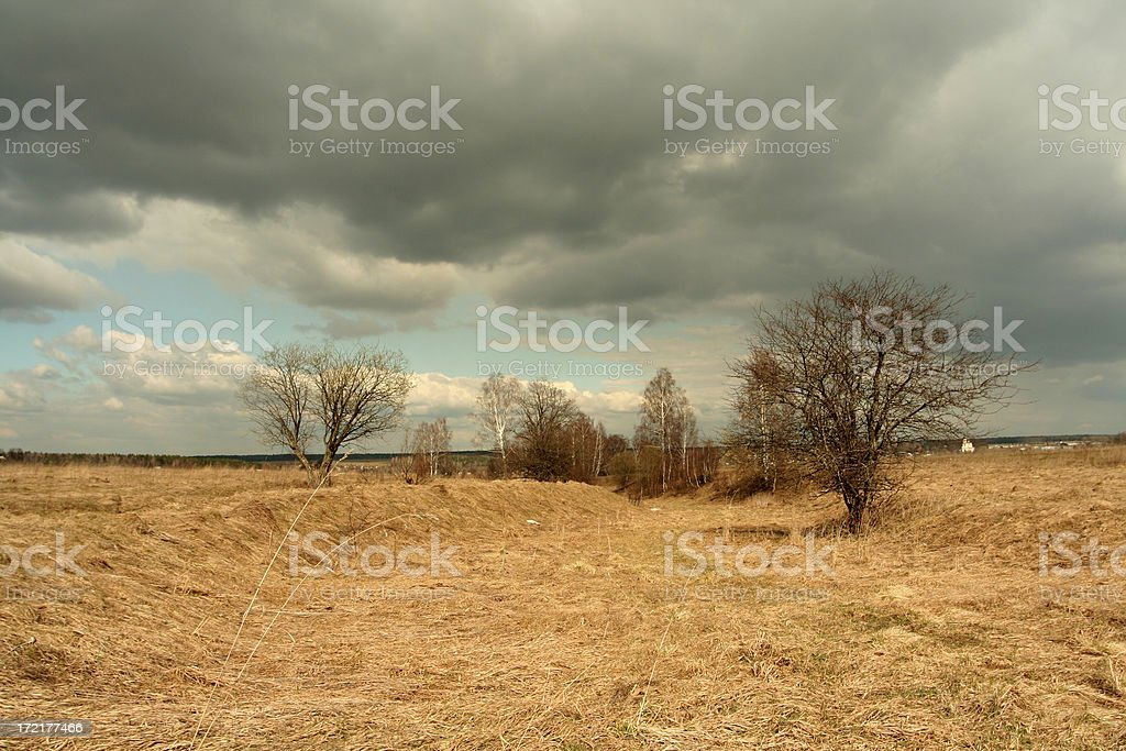Urban landscape. royalty-free stock photo