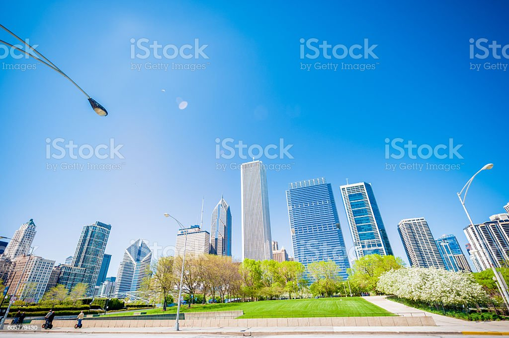 Urban Landscape stock photo