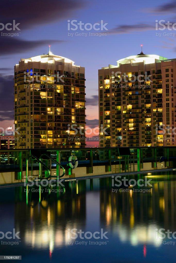Urban Living royalty-free stock photo