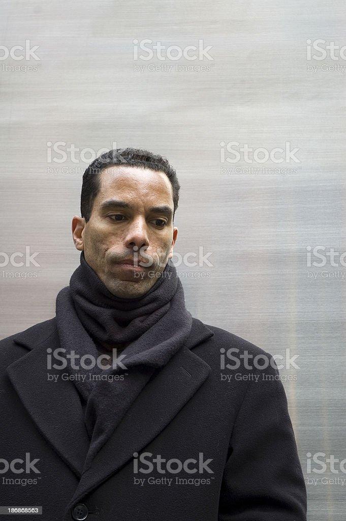 Urban uomo foto stock royalty-free