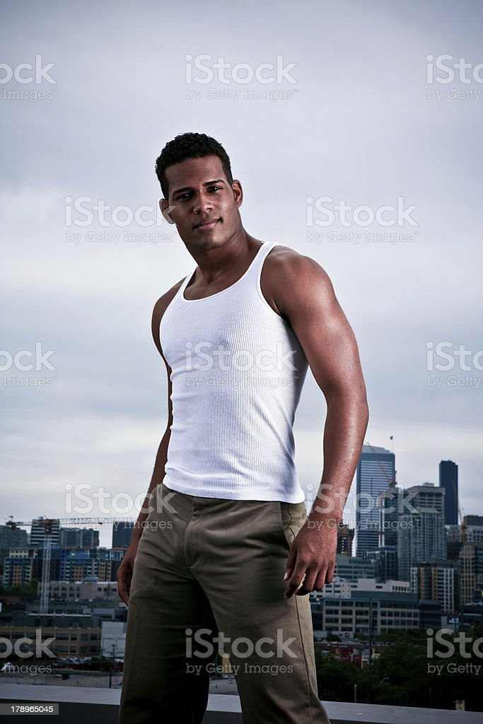 Urban royalty-free stock photo