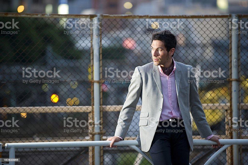 Urban Portrait royalty-free stock photo