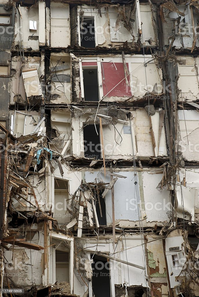 Urban Renewal royalty-free stock photo