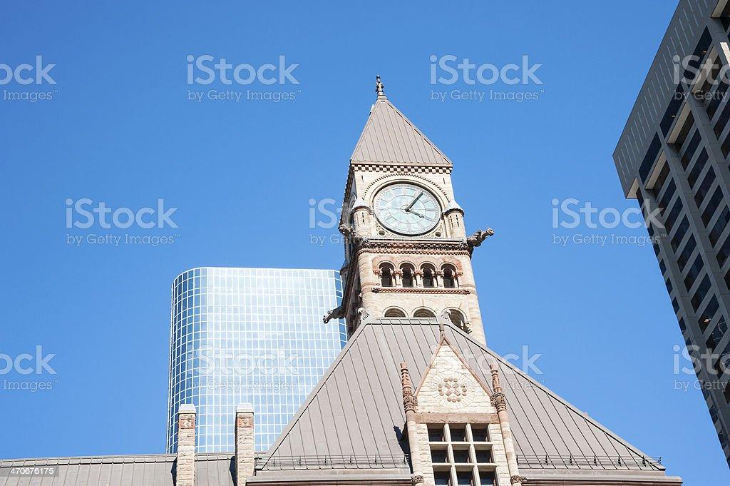 Urban Roof Tops stock photo