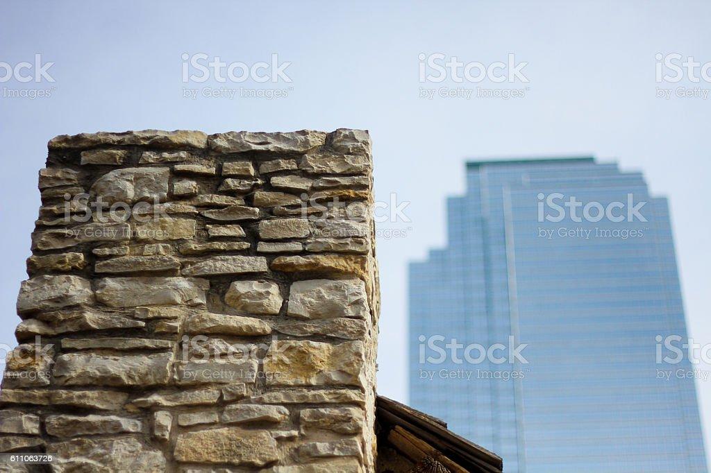 Urban Sprawl - Stock Image stock photo